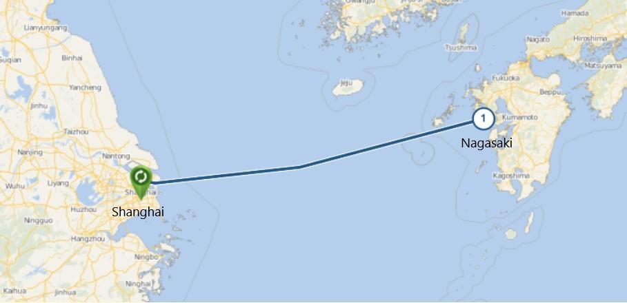 Du lịch Thượng Hải - Nagasaki cùng siêu du thuyền Spectrum of the Seas
