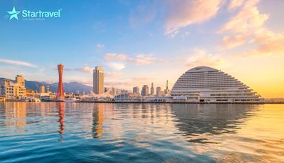 Khám phá Osaka - Kobe - Kyoto - Tokyo Cùng Siêu Du Thuyền 5 Sao Spectrum Of The Seas
