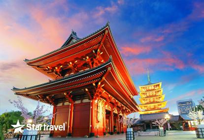 Du lịch Tokyo - Nhật Bản Cùng Siêu Du Thuyền 5 Sao Spectrum Of The Seas
