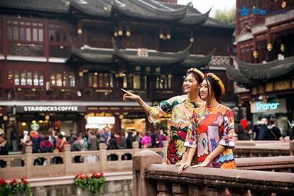 Hải trình khám phá mùa thu vàng Trung - Nhật
