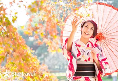 Tận hưởng tiết trời Thu Nhật Bản cùng siêu du thuyền Spectrum of the Seas