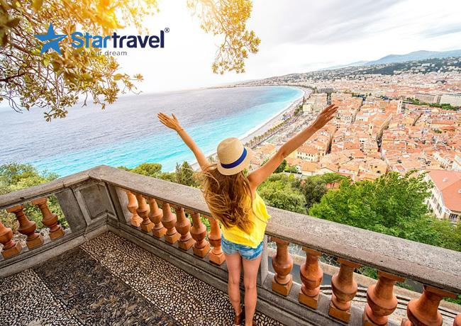 Lạc bước ở Nice - Thành phố biển mộng mơ của nước Pháp cùng du thuyền Allure of the Seas