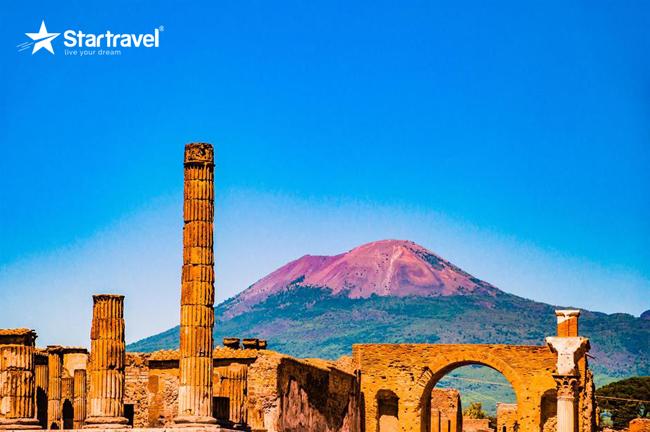 Tham quan Pompeii - Đô thị La Mã Cổ Đại của nước Ý