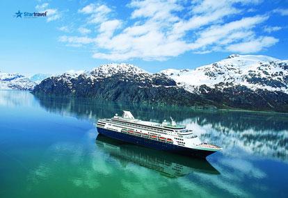 Du lịch Alaska - Kỳ vĩ thiên đường băng tuyết