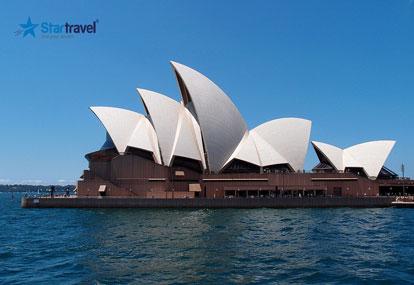 Khám phá Sydney - Nam Úc - Trải nghiệm du thuyền 5 sao Ovation of the Seas