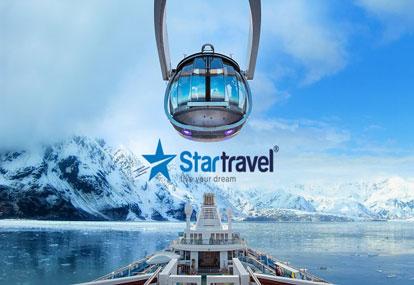 Seattle - Alaska - Vancouver - Khám phá du thuyền 5 sao Ovation of the Seas