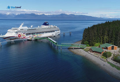Trải nghiệm độc đáo miền băng giá Alaska cùng du thuyền 5 sao Serenade of the Seas