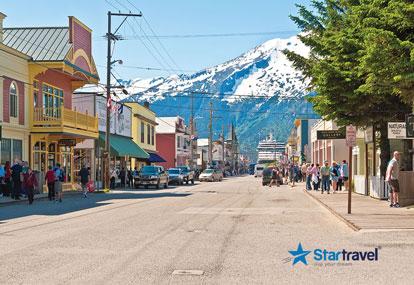Du lịch Mỹ mùa hè - Khám phá xứ tuyết Alaska