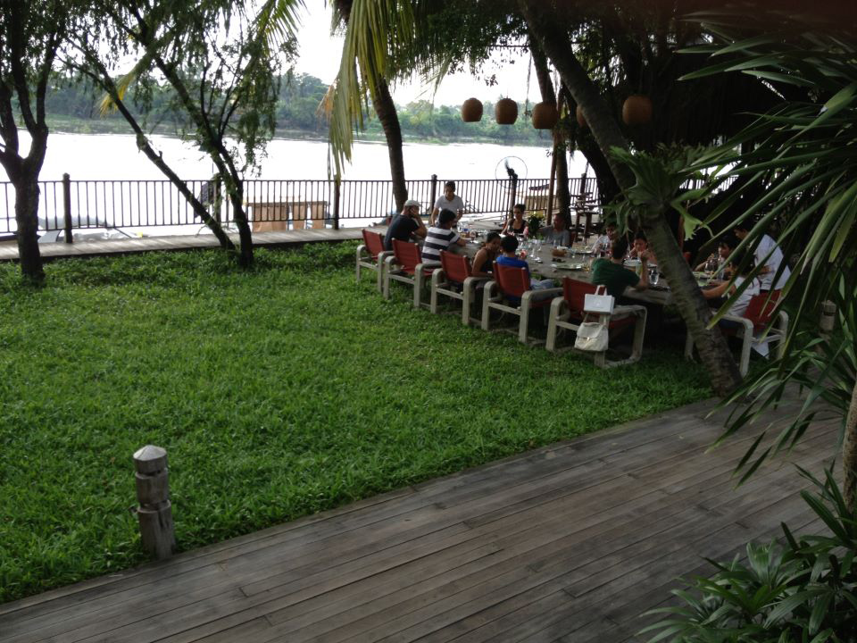 An Lâm Saigon River Private Residence