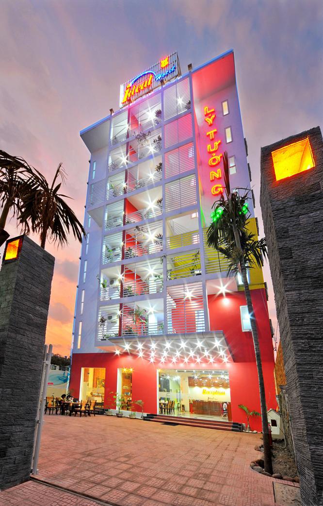 Khách sạn Ideal Huế