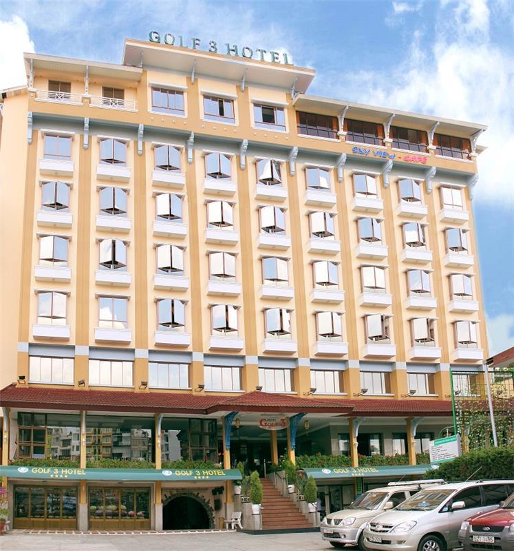 Khách sạn Golf 3 Đà Lạt