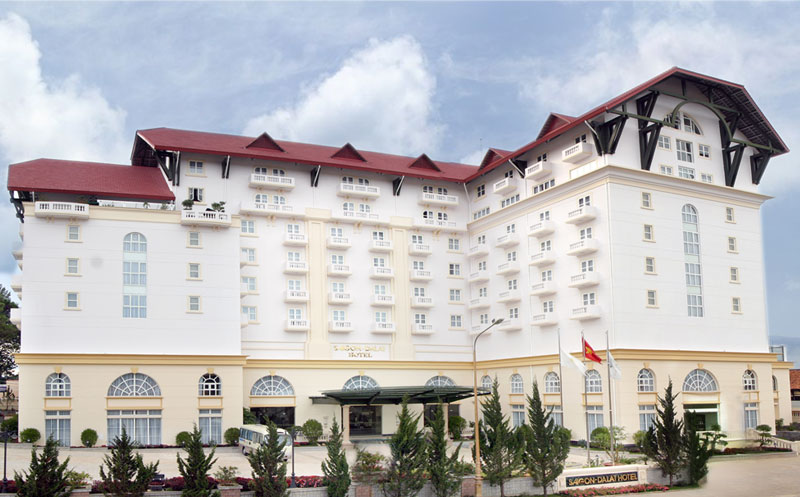 Khách sạn Sài Gòn Đà Đạt