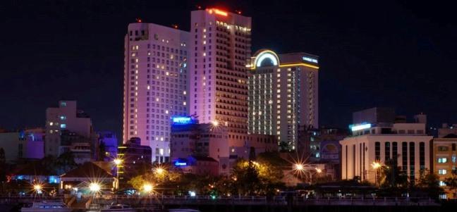 Khách sạn Sheraton aigon