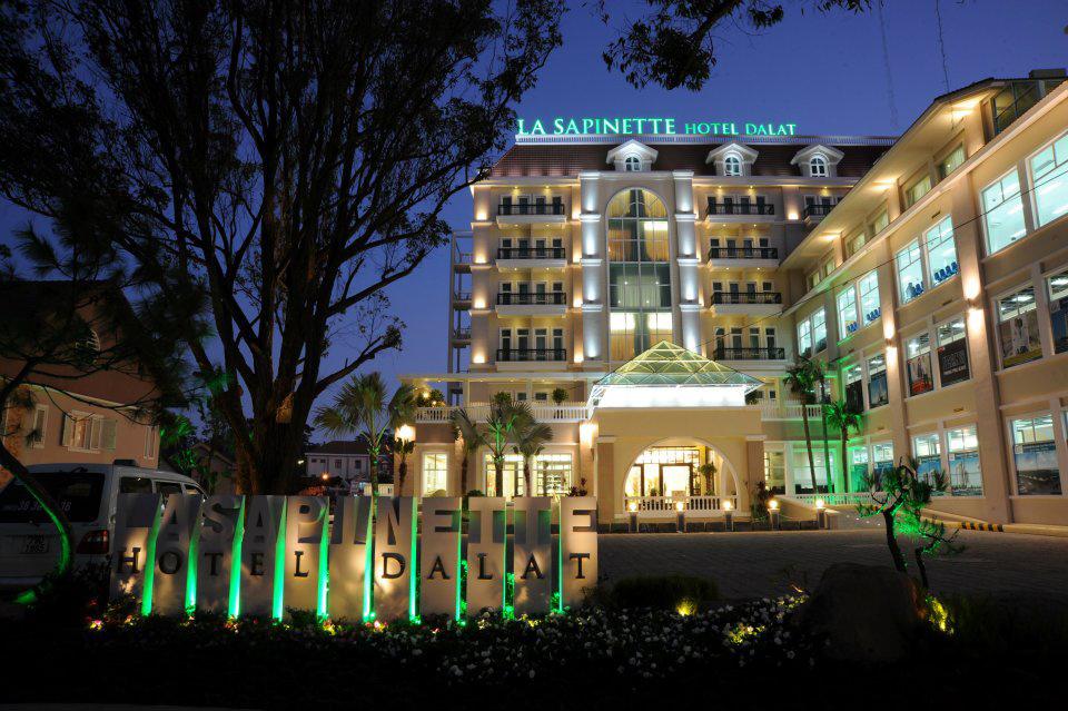 Khách sạn La Sapinette Đà Lạt