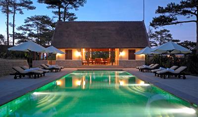 Resort Ana Mandara Villas Dalat