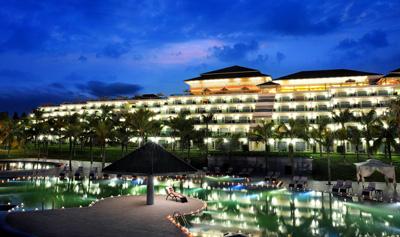 Khách Sạn DuParc Phan Thiet Ocean Dunes - Golf Resort