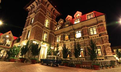 Khách Sạn Saphire Đà Lạt