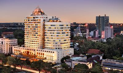 Khách Sạn Sofitel Plaza Sài Gòn
