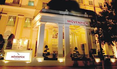 Khách Sạn Moevenpick Saigon