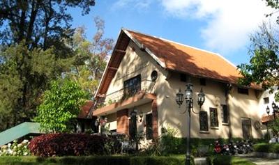 Khách Sạn Empress Dalat