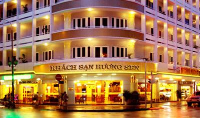 Khách Sạn Hương Sen Sài Gòn