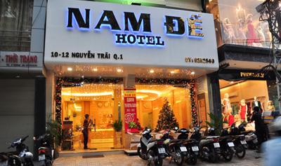 Khách Sạn Nam Đế