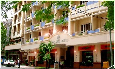 Khách Sạn Bông Sen Sài Gòn
