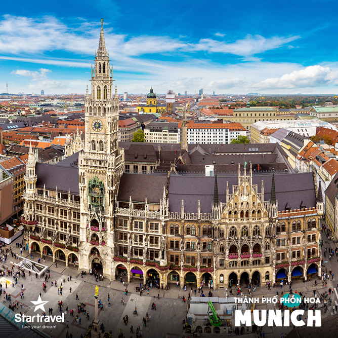 Munich Palace