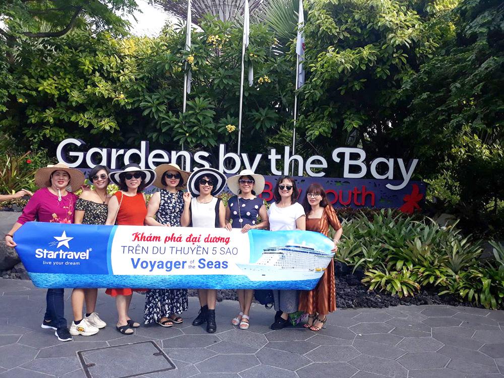 Đoàn khách tham quan Singapore - Malaysia ngày 31/05/2019