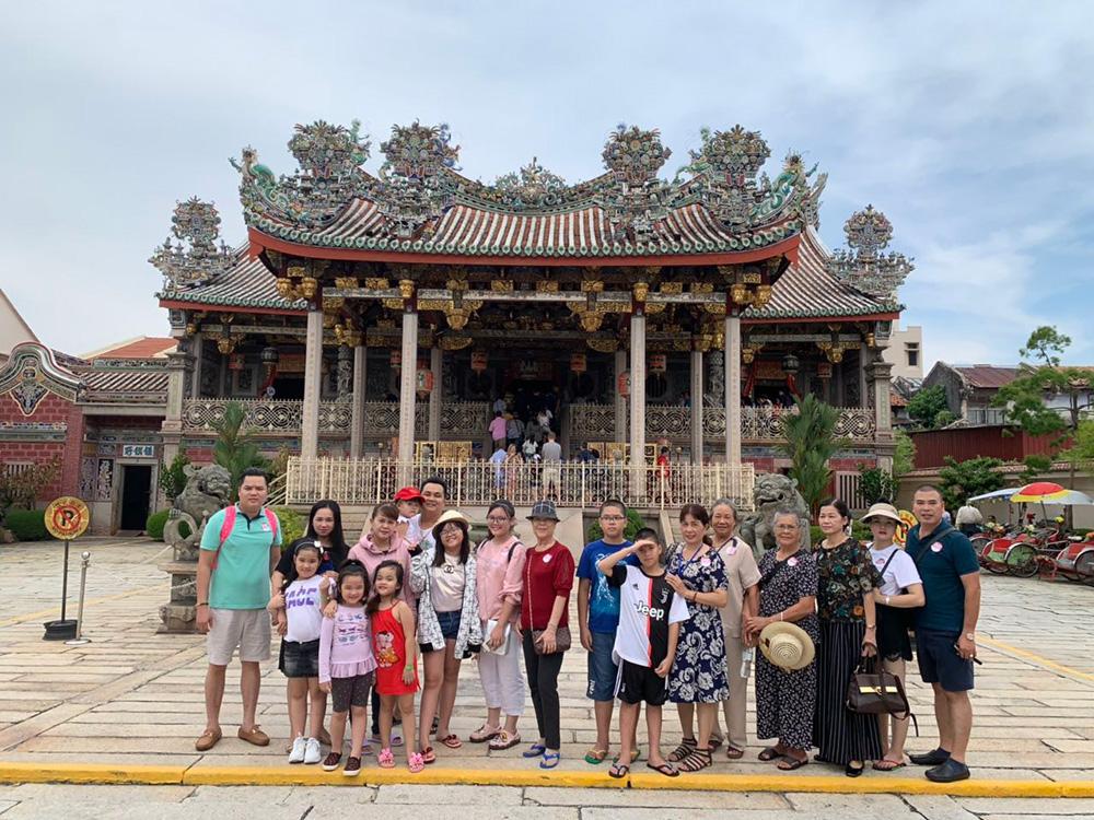 Đoàn khách tham quan Singapore - Malaysia - Thái Lan ngày 10/06/2019