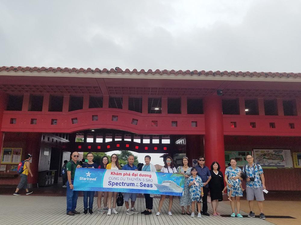 Đoàn khách tham quan Thượng Hải - Nhật Bản 07/07/2019