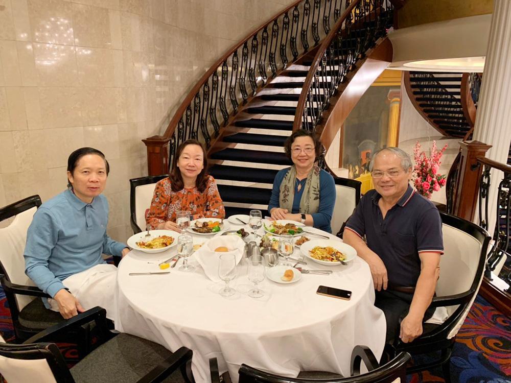 Đoàn khách tham quan Singapore - Malaysia - Thái Lan ngày 06/05/2019