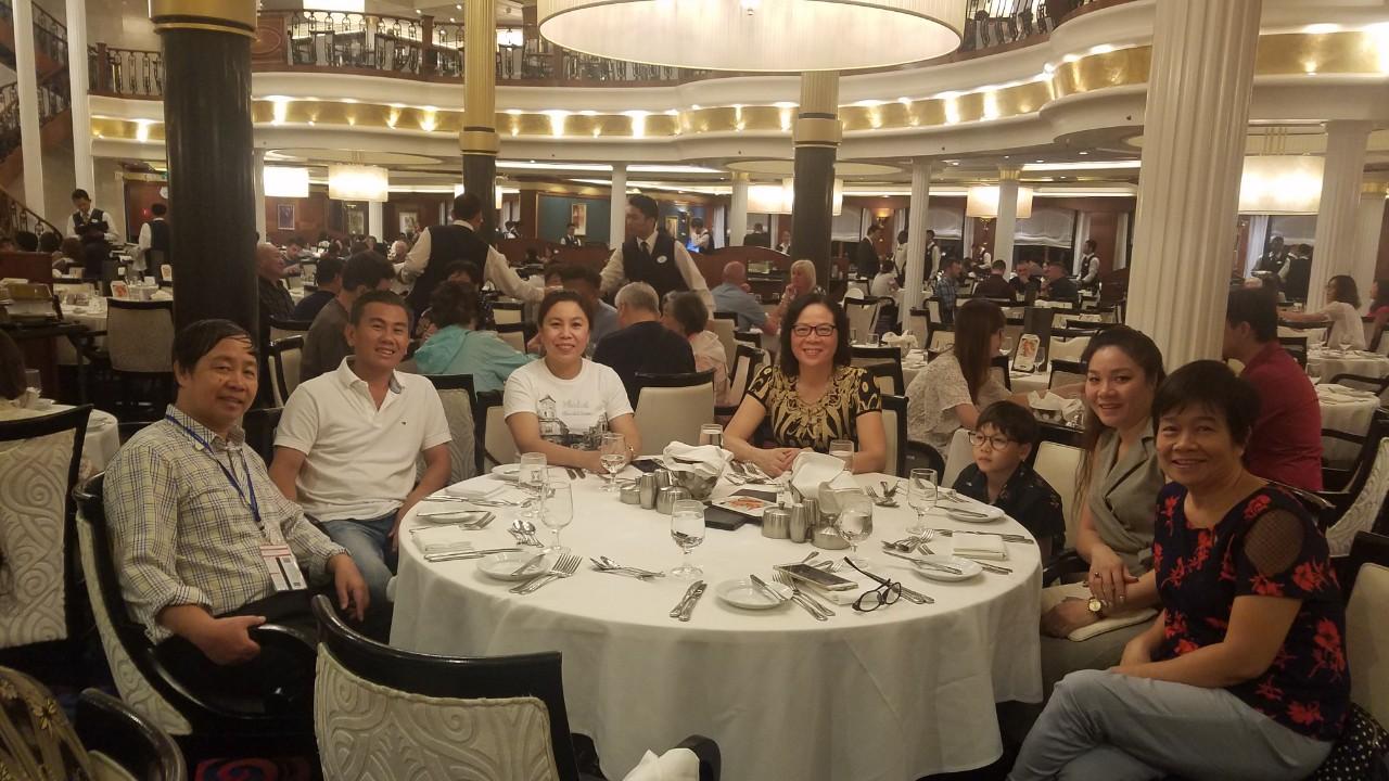 Đoàn khách tham quan Singapore - Malaysia - Thái Lan ngày 20/05/2019
