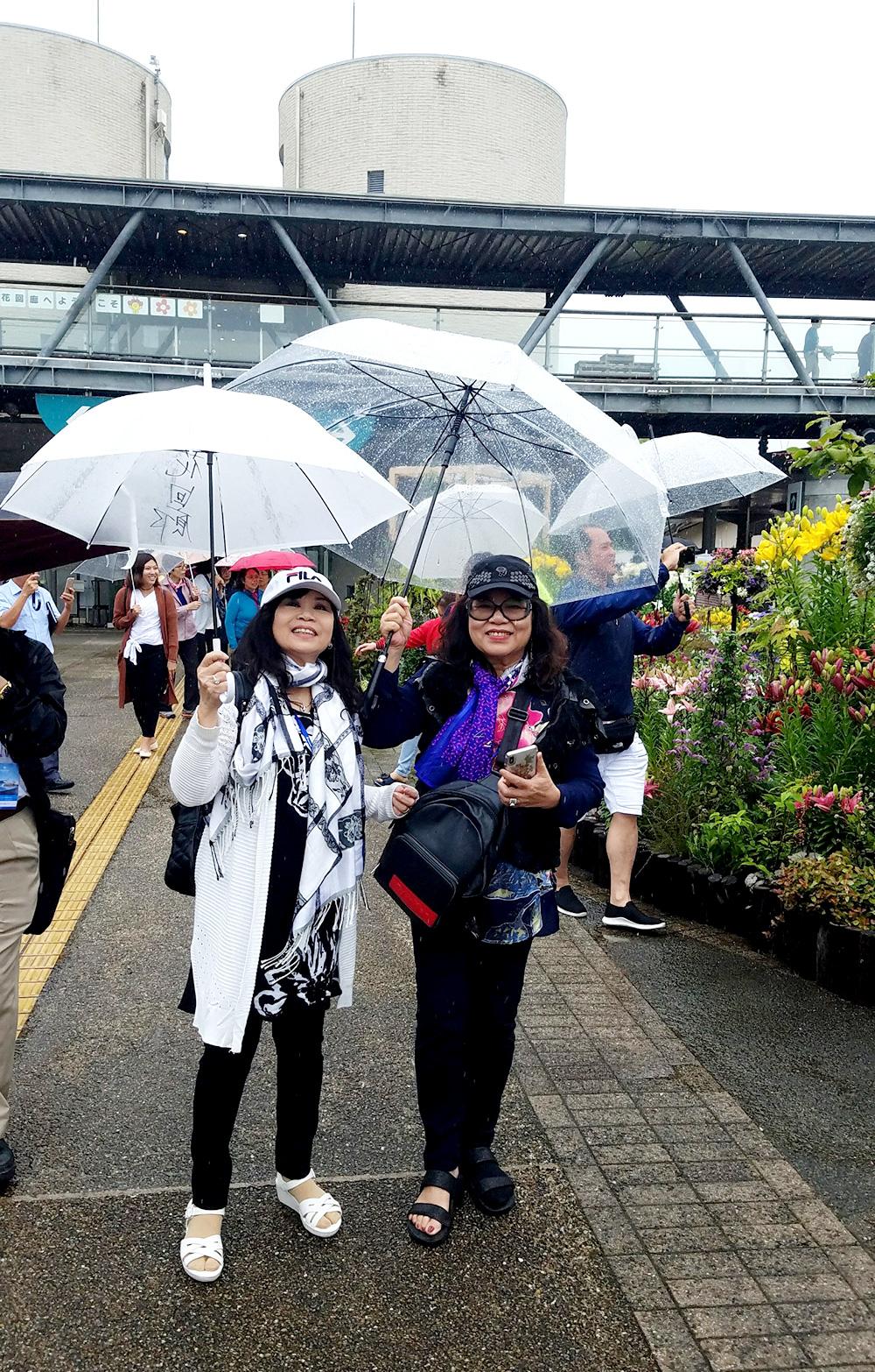 Đoàn khách tham quan Thượng Hải - Nhật Bản 09/06/2018