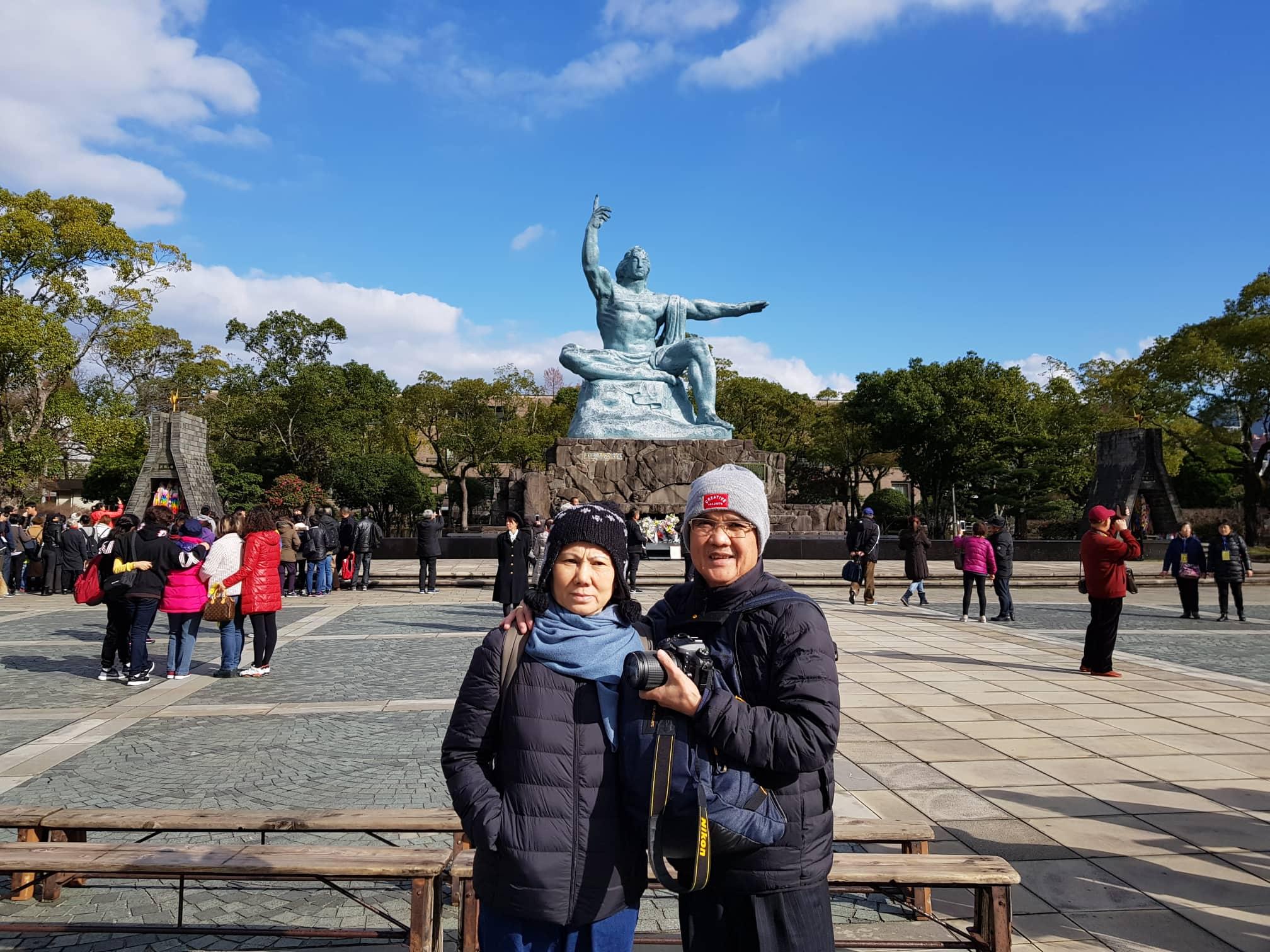 Đoàn khách tham quan Thượng Hải - Nagashaki ngày 10/12/2018
