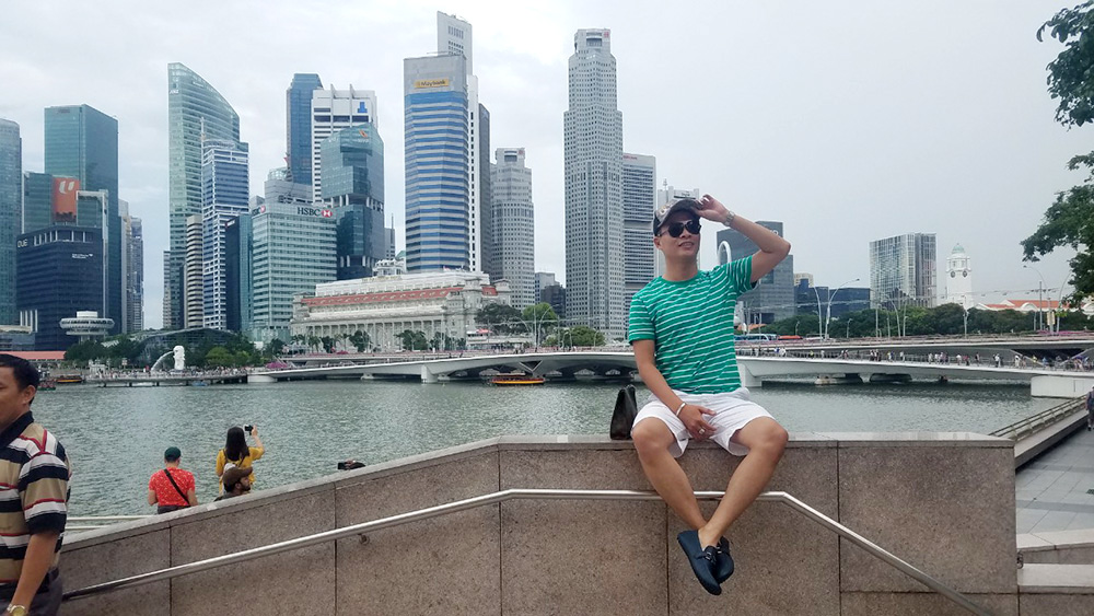 Đoàn khách tham quan Singapore - Malaysia ngày 14/06/2019