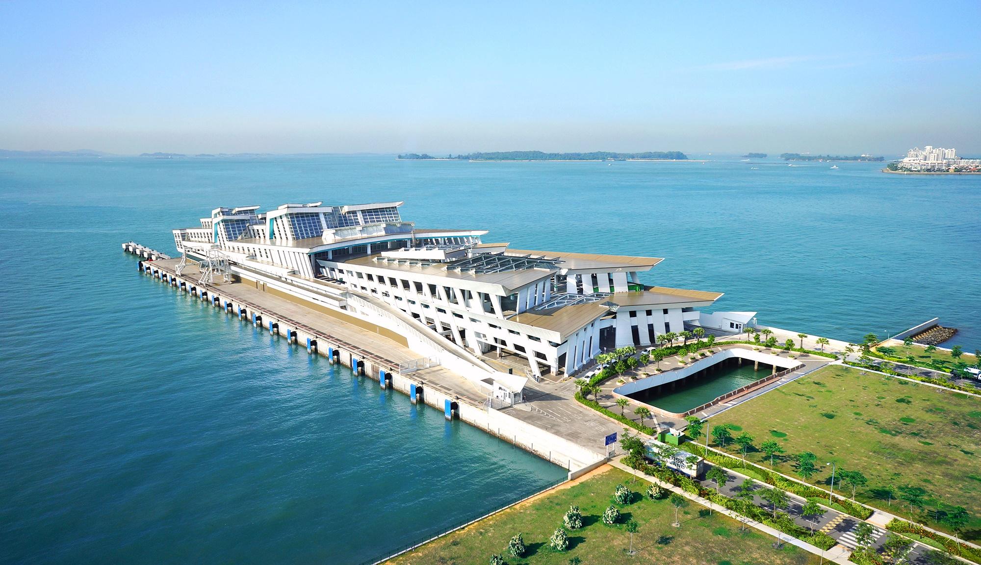 Marina Cruise Bay Centre