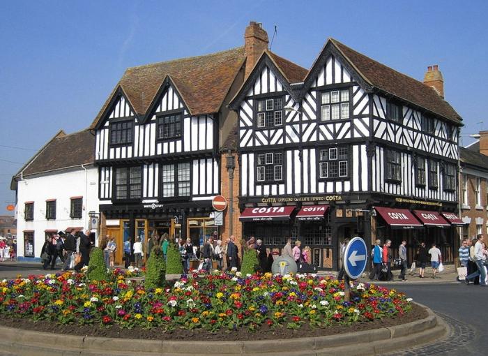 London - Oxford - Stratford upon Avon - Sheffield