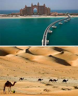 Ngày 02: DUBAI CITY TOUR – SAFARI