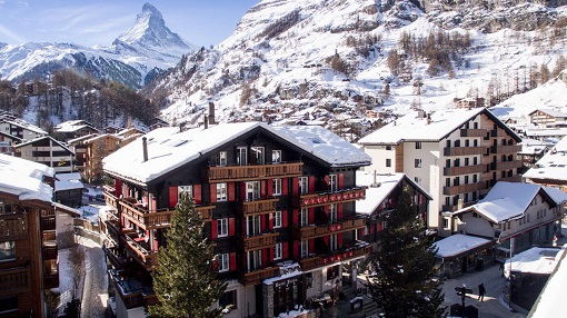 Zermatt - Lausanne