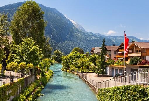 Lausanne - Gruyers - Berne - Interlaken - Lucerne