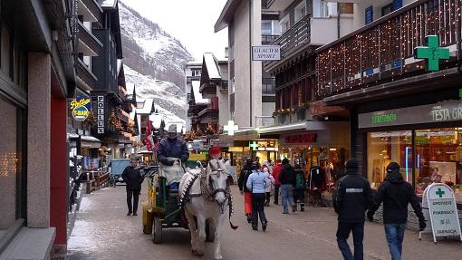 Lugano - Hồ Maggiore - Tasch - Zermatt