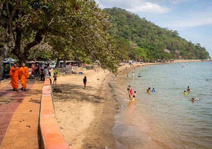 Cambodia: Phố biển trong lành Cao nguyên huyền bí