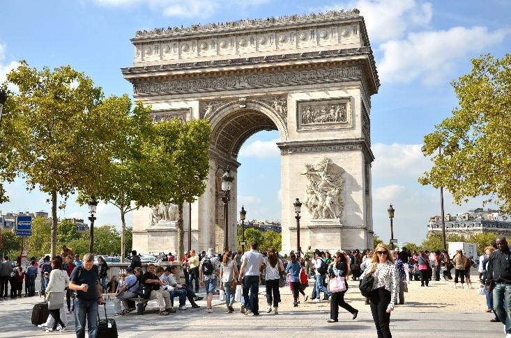 Paris, Pháp