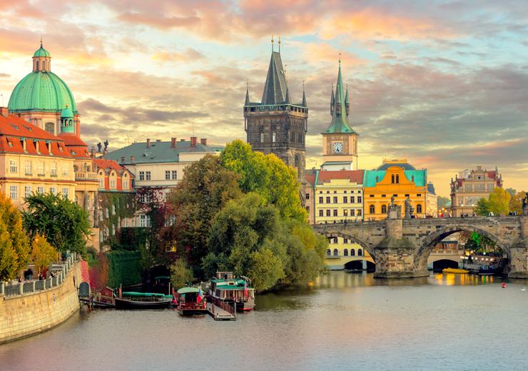 Tham quan thủ đô Prague