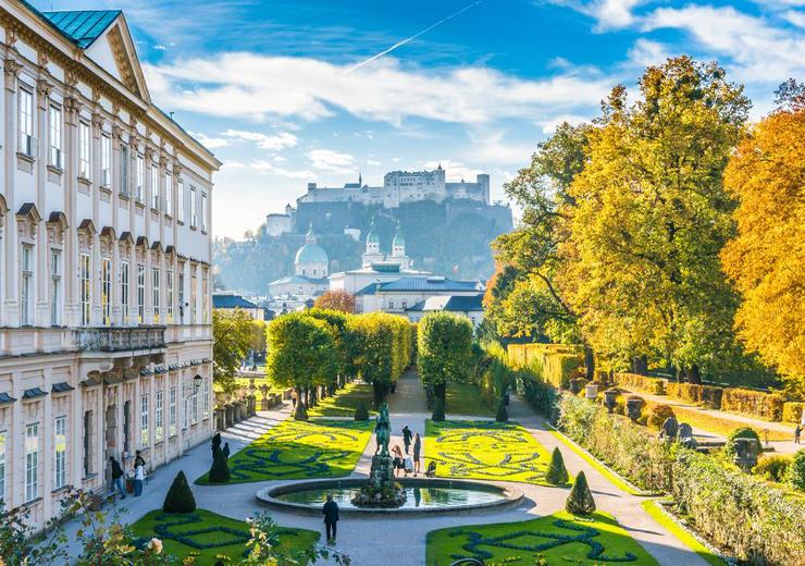 Salzburg – Munich