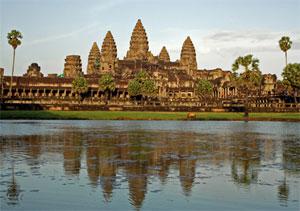 Ngày 02: Siem Reap - Angkor Wat - Angkor Thom - Đền Ta Prohm