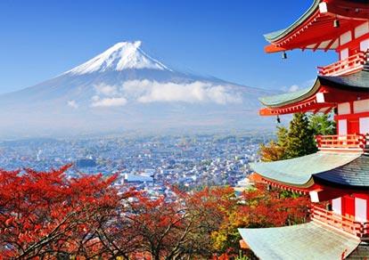 Du Lịch Nhật Bản: Tokyo - Núi Phú Sỹ - Kyoto - Nara - Osaka