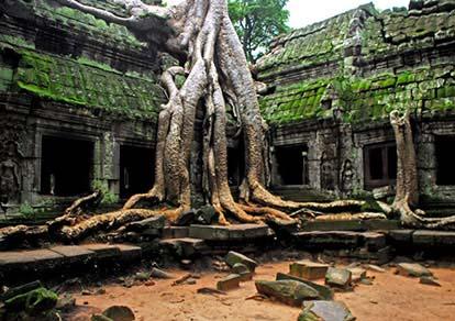 Khám phá kỳ quan Thế Giới đất nước Angkor xinh đẹp