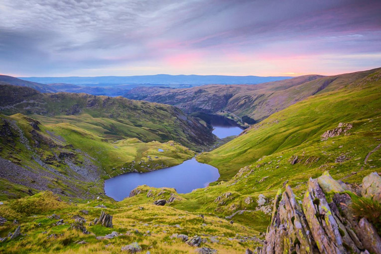 Glasgow - Gretna Green - Lake District - Liverpool